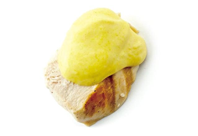芥末籽優酪醬