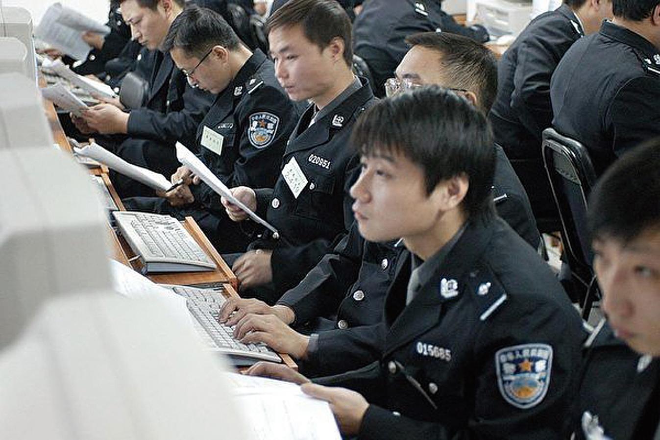 中共黑客多年來一直試圖入侵美國技術服務商的網絡,美國媒體報道說,司法部將在本周開始對中共黑客組織提起刑事指控,該案可能是有史以來的最重大案件。(Getty Images)