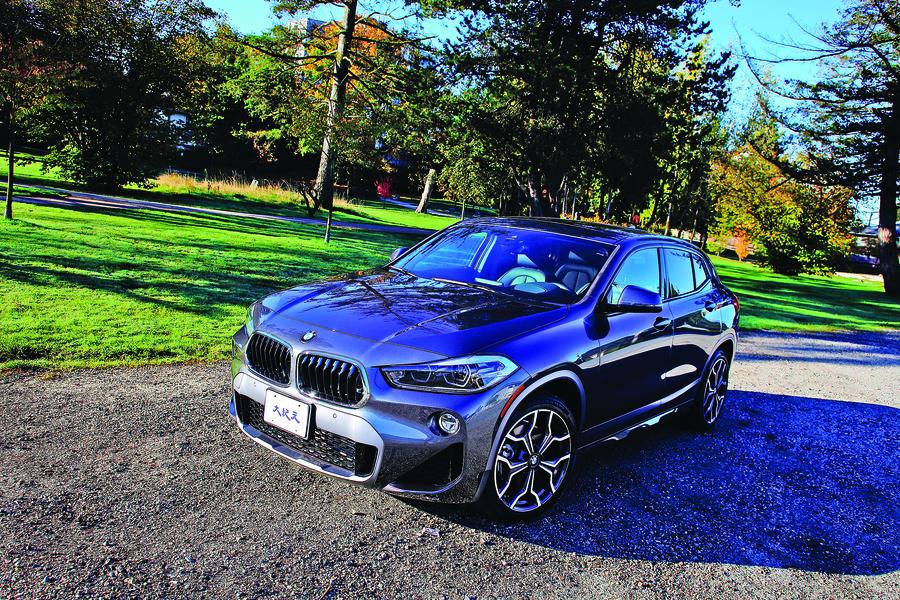 跑味Hatchback2018 BMW X2 xDrive28i