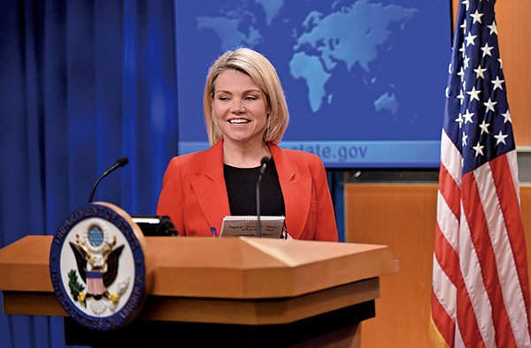 特朗普提名司法部長及聯合國大使人選