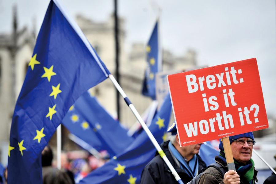 歐洲法院判英國可單方面取消脫歐