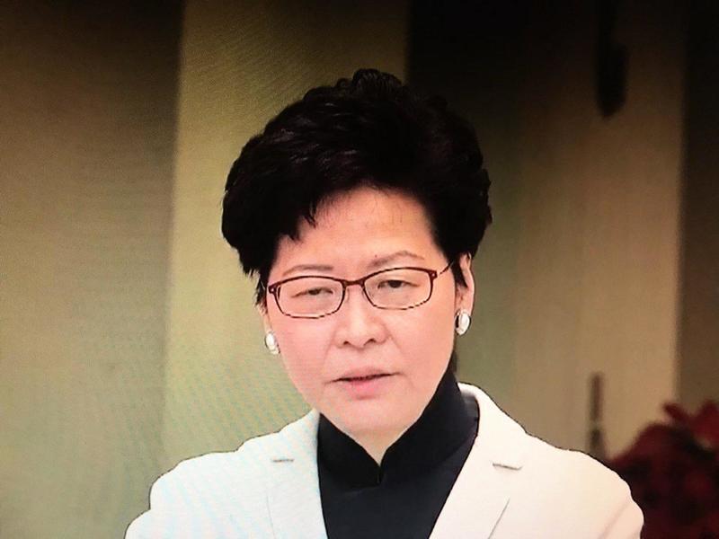 林鄭月娥破例回應孟晚舟特區護照只一本有效