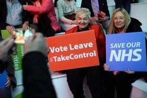 英國脫歐民調領先 歐美股市震盪持續下跌