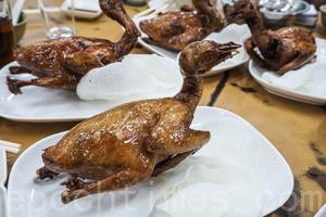 【米芝Gi周記】沙田大排檔 馳名原隻紅燒乳鴿 人氣小炒