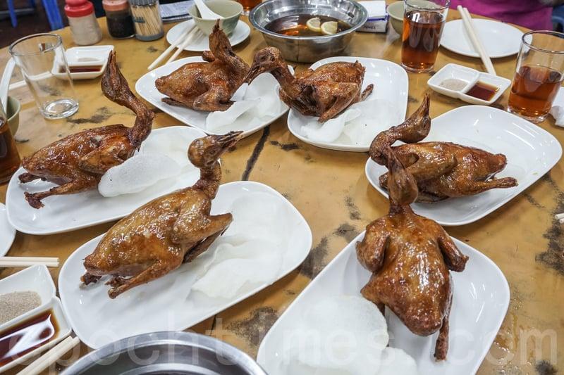 乳鴿還可選擇整隻上、不斬件。(米芝Gi提供)