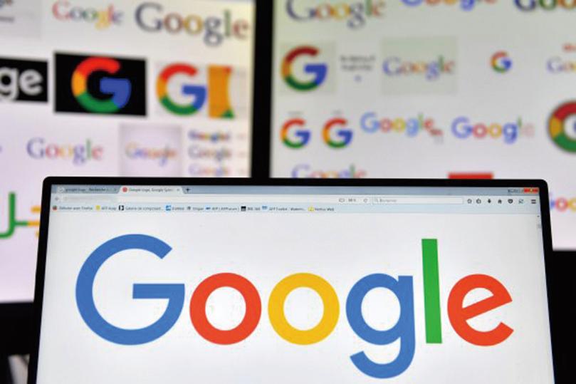 谷歌公司發現其社交平台Google+存在漏洞,致5,250萬個用戶資訊洩露,將提前4個月關閉該服務。(AFP)