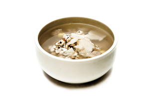 美食典故 : 四神湯的由來