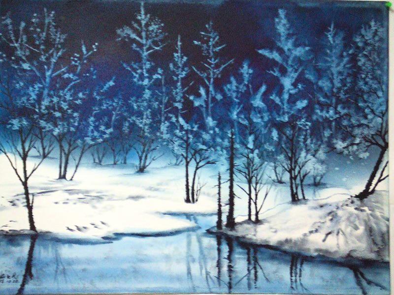 冬至裡的詩情