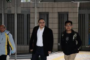 戴耀廷無懼入獄 繼續守護香港
