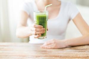 早餐一杯番薯葉汁補充一天能量