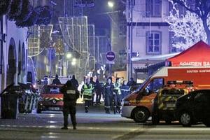 法國聖誕市集遭恐襲 四死十多傷六危殆
