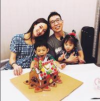 丈夫堅持和孩子過聖誕 隋棠愛相隨