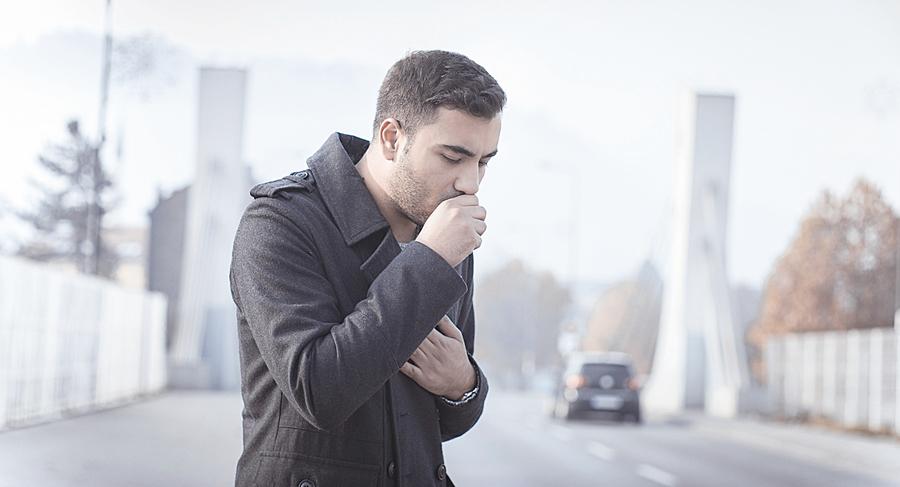 慢性咳嗽久未癒 當心氣喘已上身!