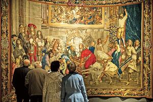 法國寶級工藝搖籃 戈布蘭掛毯廠