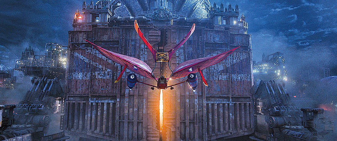 大浩劫並未毀掉人類所有的科技文明,保留了一定的工業,但卻徹底告別手機、電腦、網絡等3C電子科技產品。許多工業品較為獨特,如飛機的造型就與人類歷史中的截然不同。