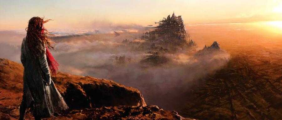 《移動城市:致命引擎》 城市會狩獵 科幻題材創意新作