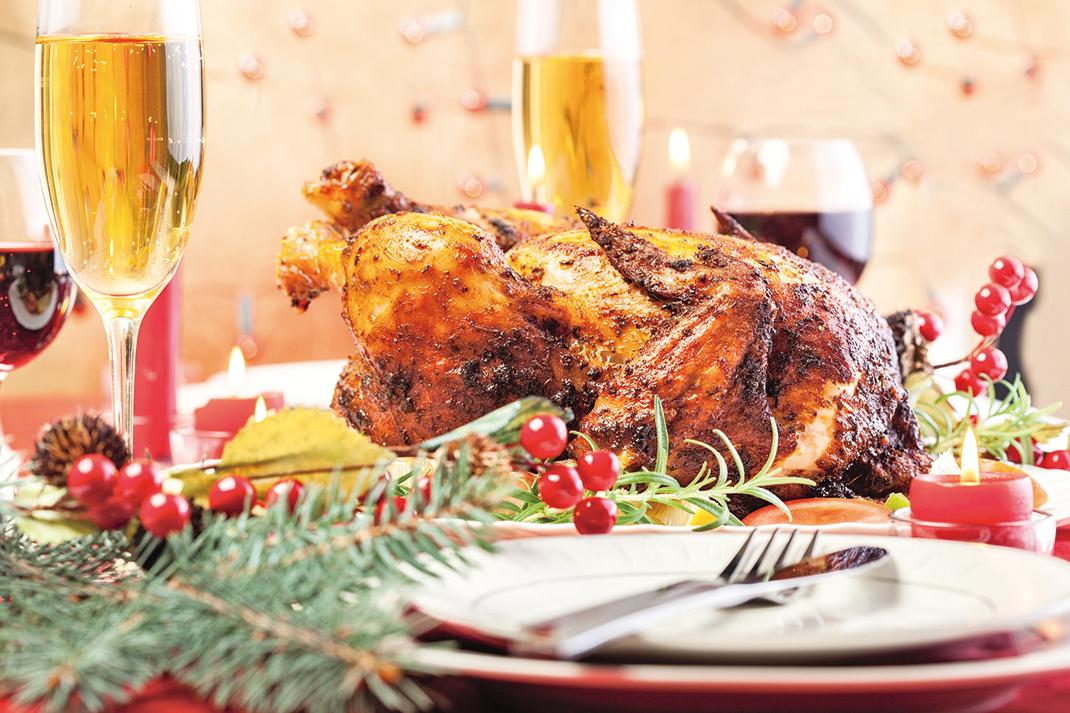 趁著聖誕節,烤一隻屬於你與家人的火雞吧!