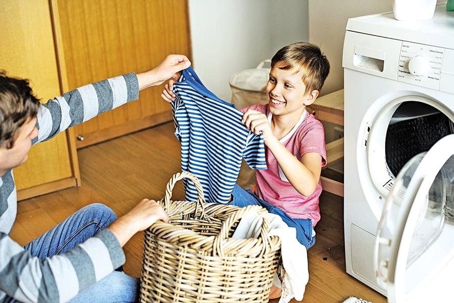 掌握改善孩子執行能力的十大原則 (五)