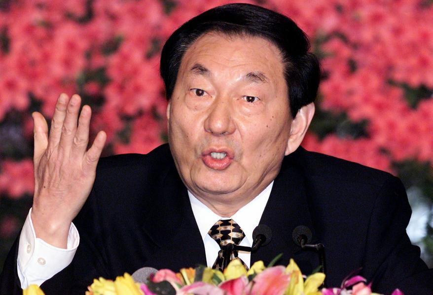 前浙江副省長買假皮帶 朱鎔基稱是「報應」