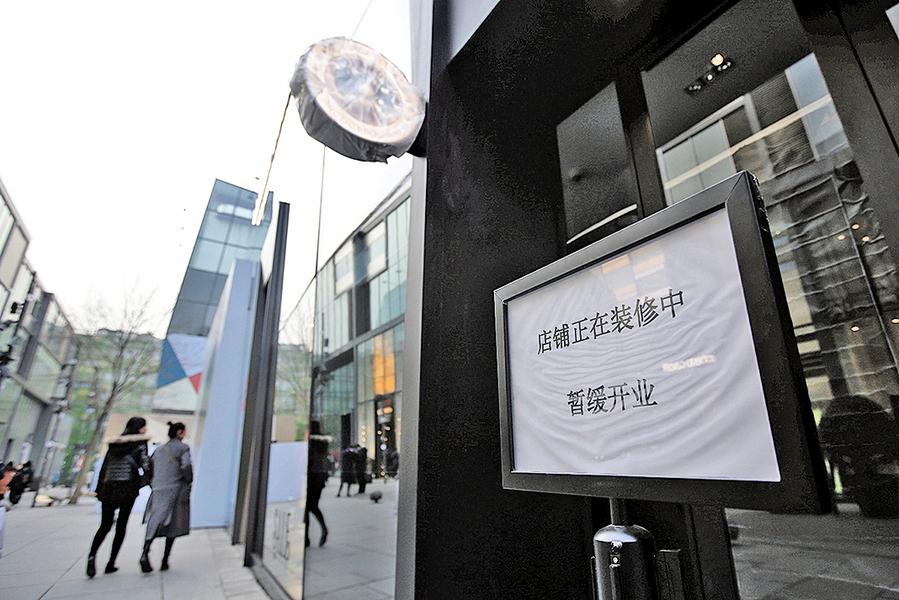 孟晚舟加國被抓後 「加拿大鵝」北京店暫緩開業