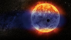 新發現 系外行星以百倍速度消失