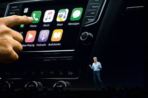 蘋果傳攻電動車 機器人無線充電露端倪