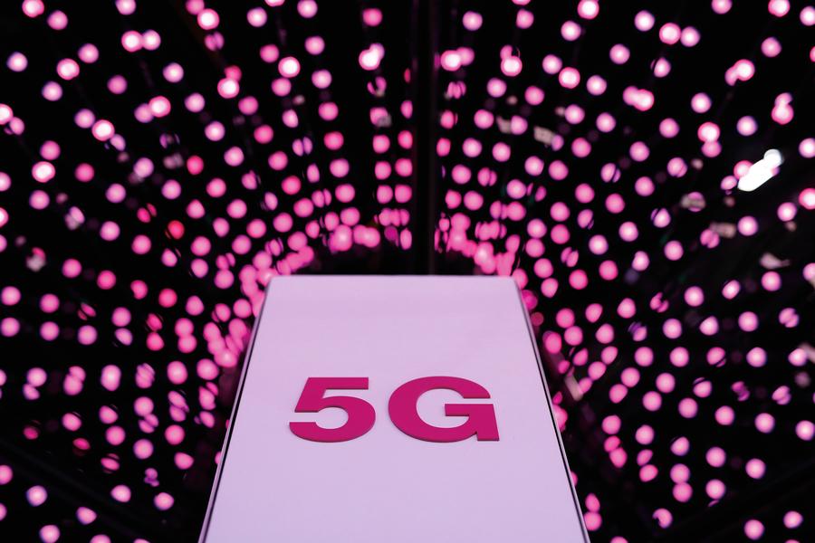 5G 手機明年問世 購買或為時尚早