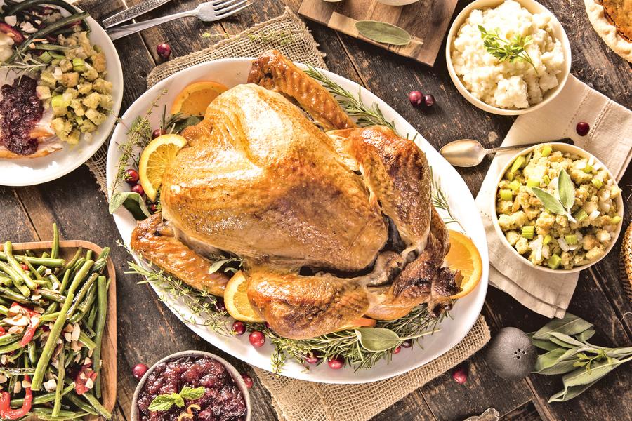 聖誕節來臨 開始計劃健康大餐