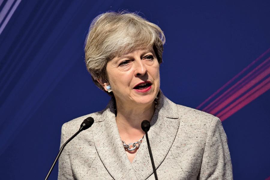 英相堅決反對二次脫歐公投