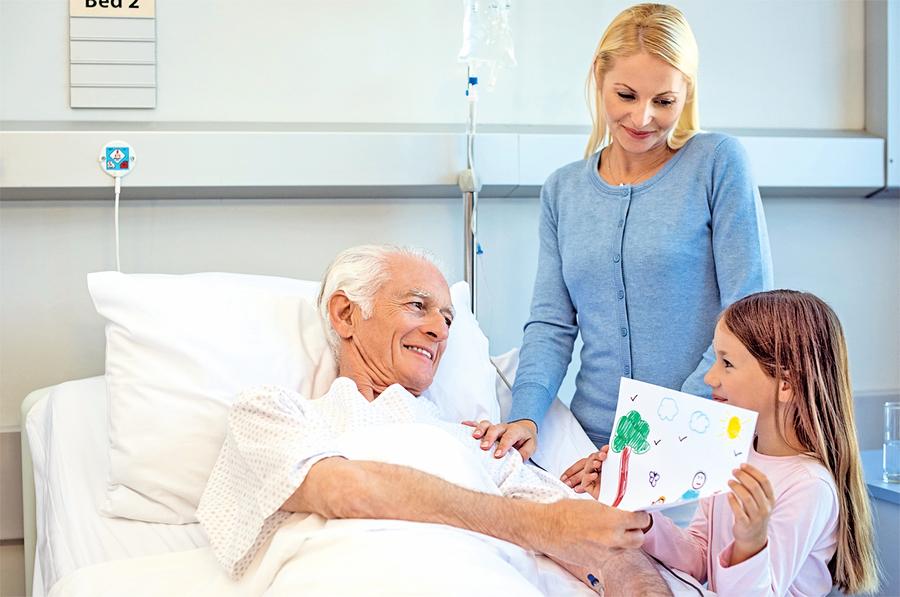 探望癌症病人2種禮物不能送