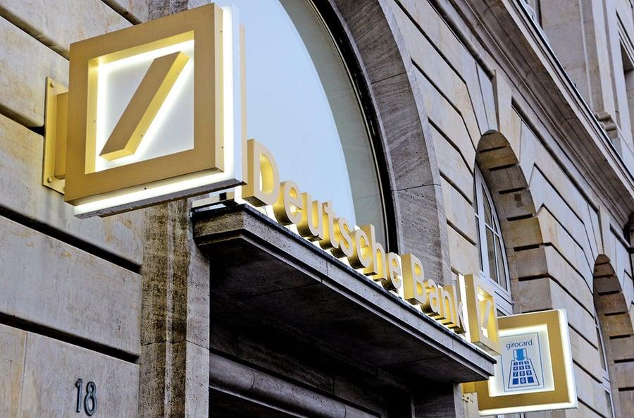 德意志銀行傳離職潮  包括50名董事級員工