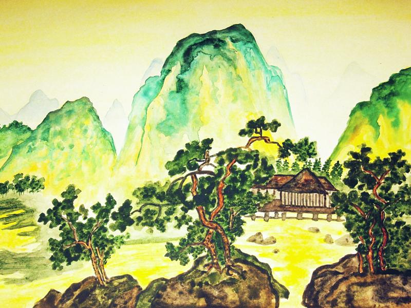 【傳奇小說】徐霞客 怪石叢中的歷險(五)