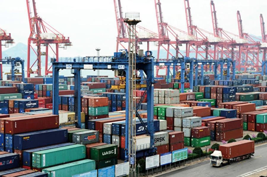 貿易戰效應 中國至美國商品運費漲幅逾倍