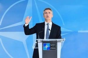 北約宣布駐軍東歐四國 威懾俄羅斯