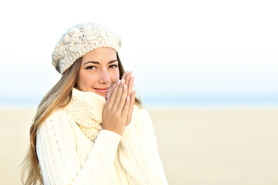 體質虛寒者 天氣冷時的身體保健