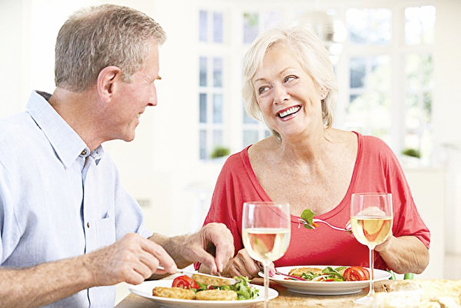 高齡健康膳食 製作有竅門