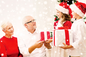 在法國家庭過聖誕節 禮為重忘不得