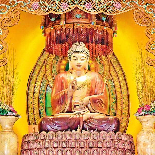政治和尚 和 釋迦佛的預言