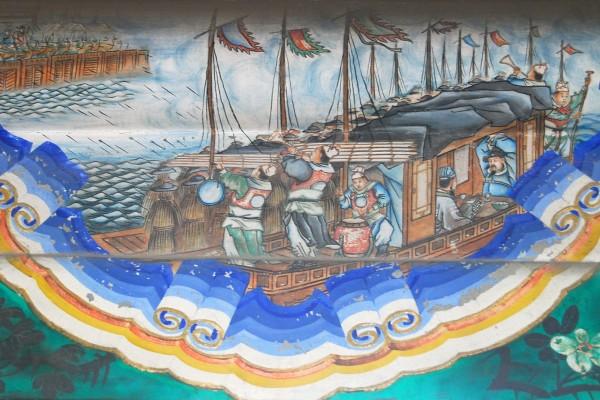 草船借箭(Shizhao/維基百科)