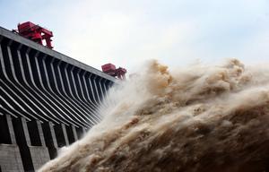 三峽水庫面臨最大考驗 學者:防洪能力不強