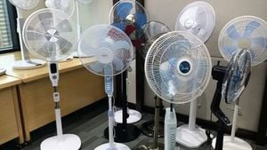 消委會:直流電風扇能源效益佳