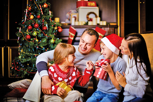 聖誕節,給予和分享愛
