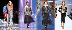 皮衣——長盛不衰的秋冬單品