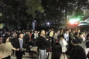 平安夜中國多地教會遭衝擊