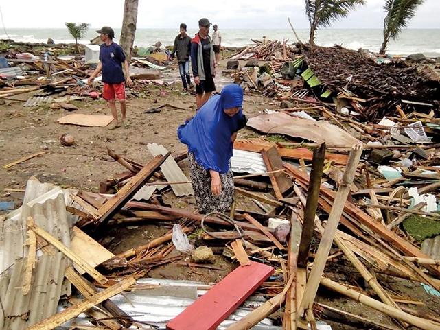 印尼發「極端天氣」警告促民眾撤離