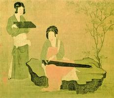 中國傳統文化 : 琴棋書畫-此中有真意