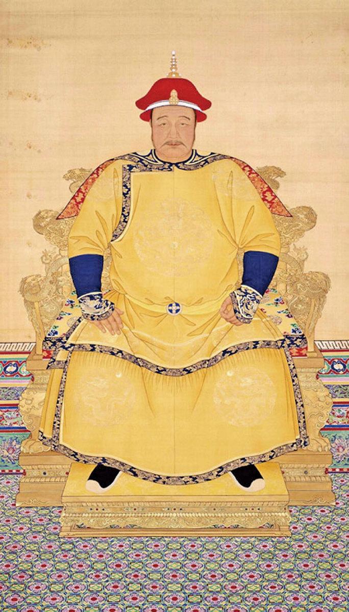 清太宗皇太極。(維基百科)
