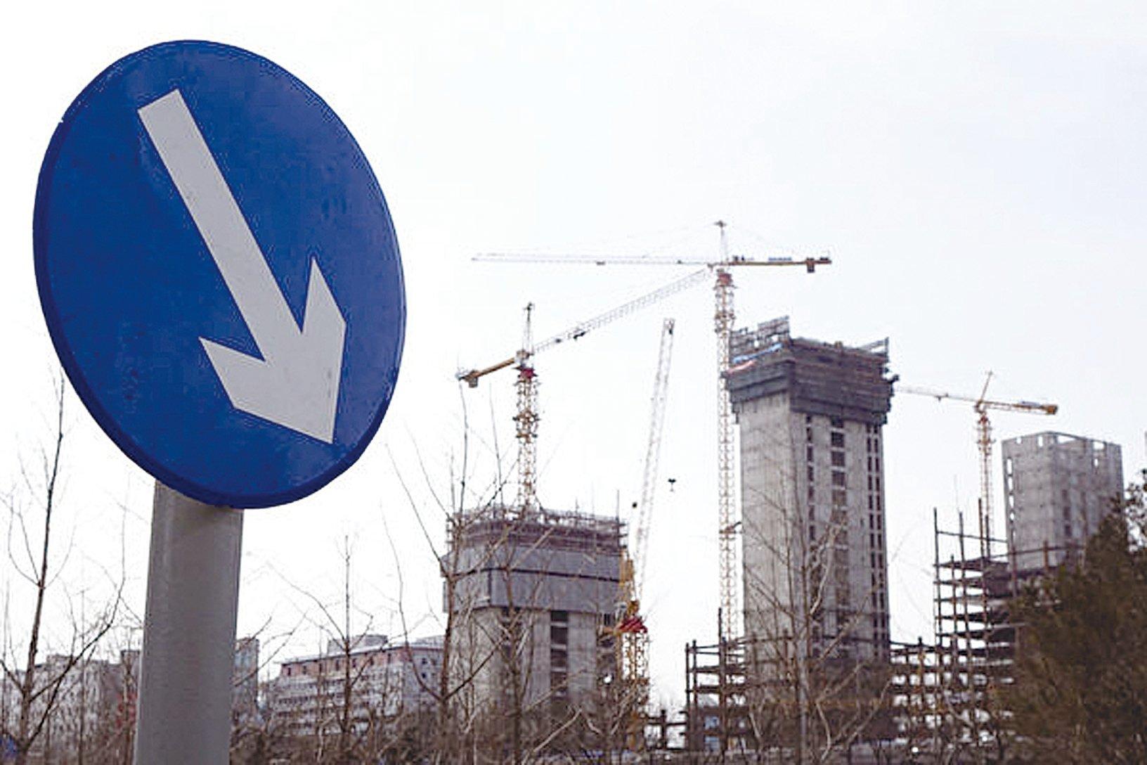 中國經濟陷入困境十分明顯, 2018年下半年中國經濟官方和非官方增長數字從6%到負1.6%都有,說明衰退已然成型。(大紀元資料圖片)