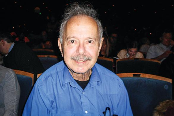 加州大學伯克萊分校物理系教授Richard Muller。(周容/大紀元)