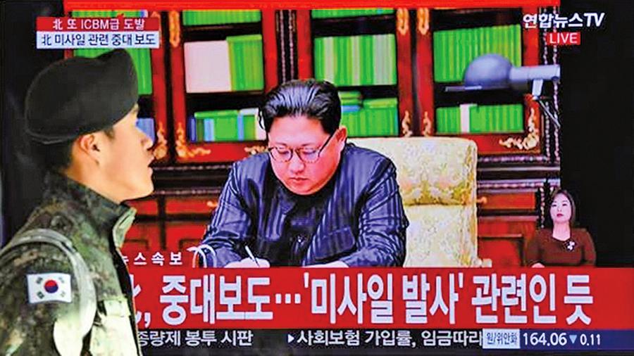 傳美限期北韓三個月回談判桌